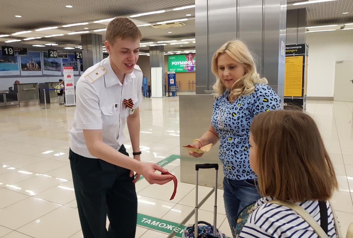 Таможенники аэропорта Кольцово