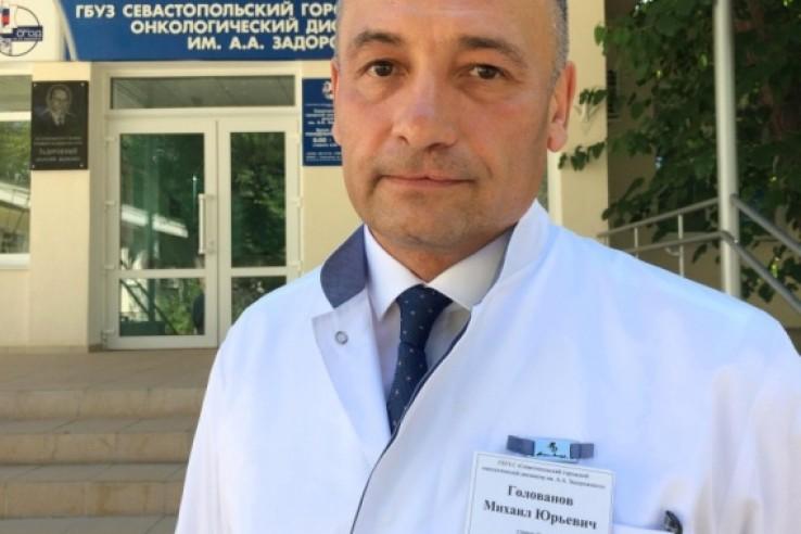 Острый вопрос: Михаил Голованов, уволенный онколог из Севастополя, в прямом эфире Рим ТВ