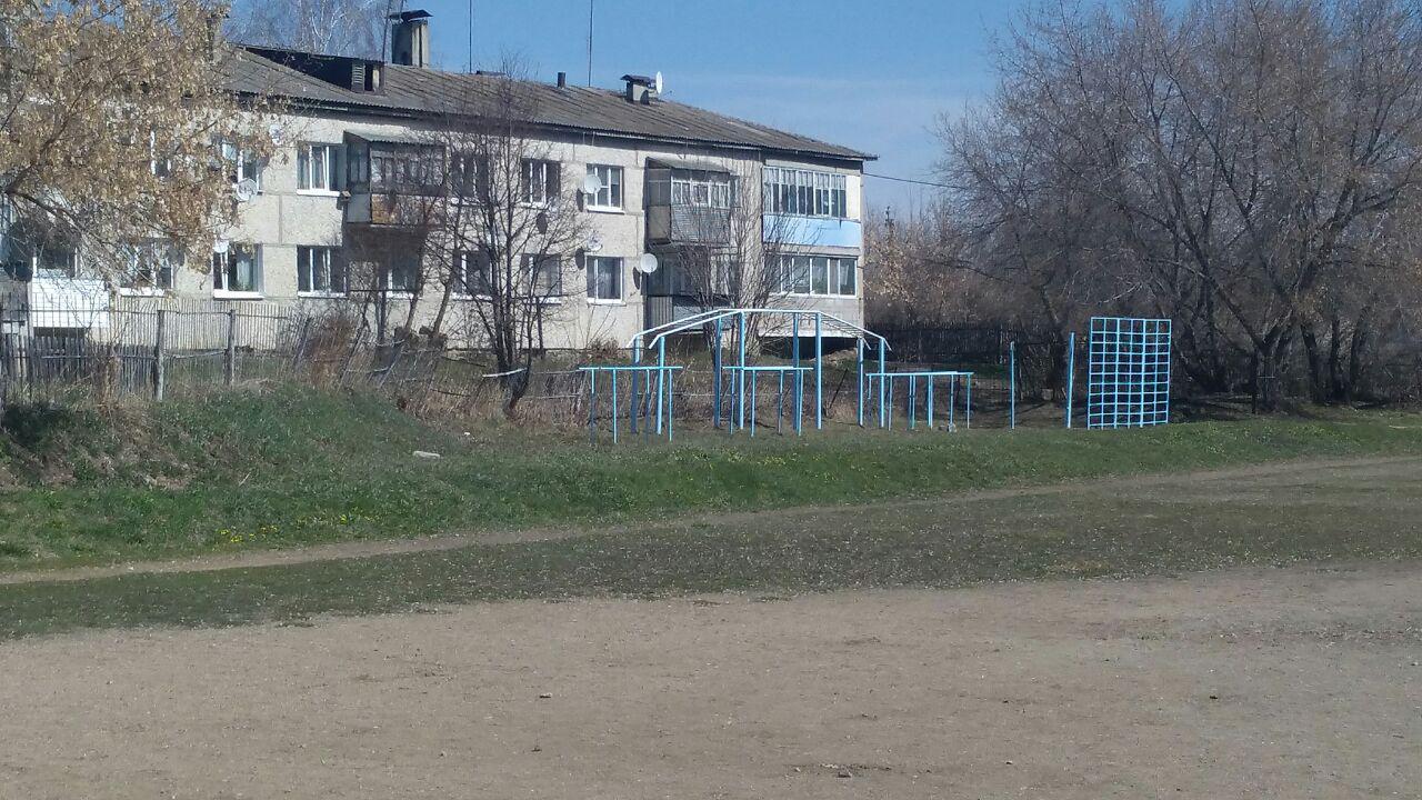 в селе Новоисетское