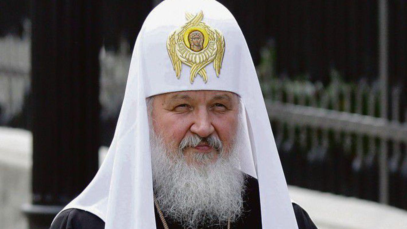 Патриарх Кирилл: РПЦ возводит по три храма в сутки