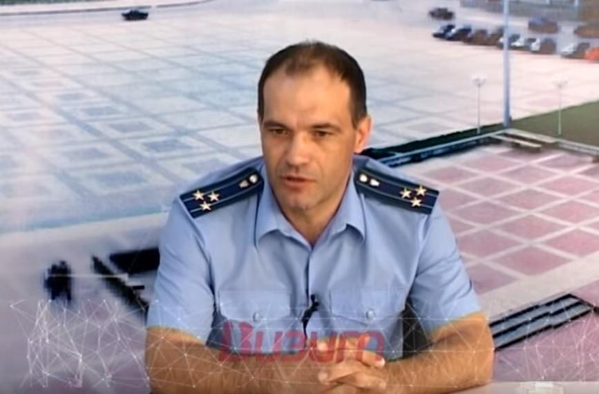 заявление прокурора города о полицейском скандале