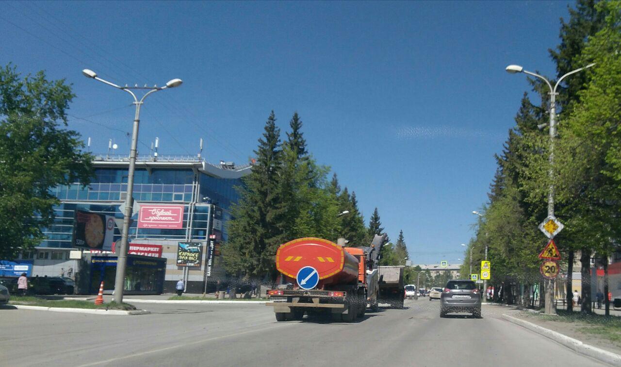 ремонт дорог в Каменске-Уральском
