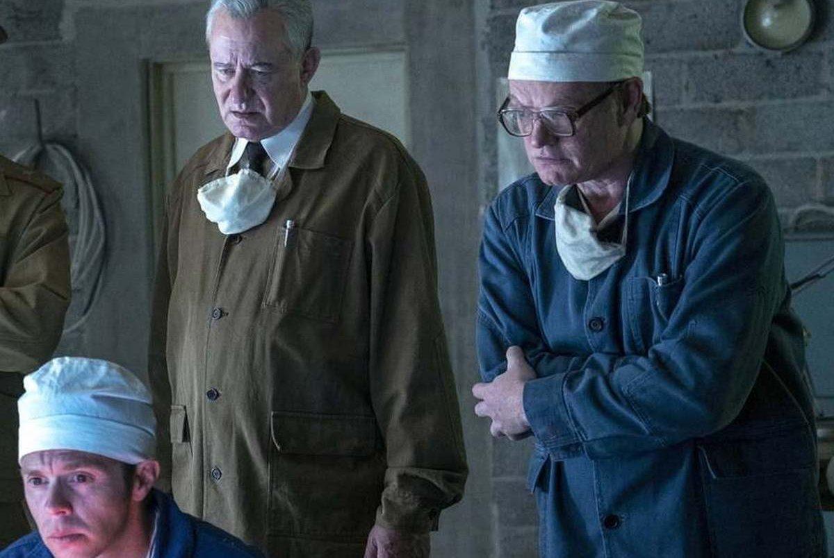 Сериал Чернобыль от НВО - лучший в истории