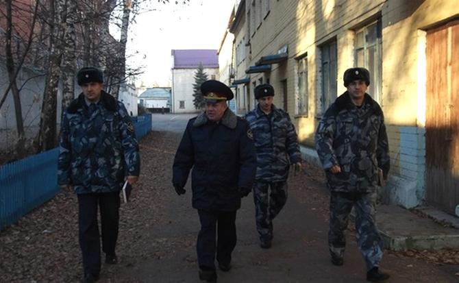 в отношении экс-начальника СИЗО–1 ГУФСИН России возбуждено уголовное дело