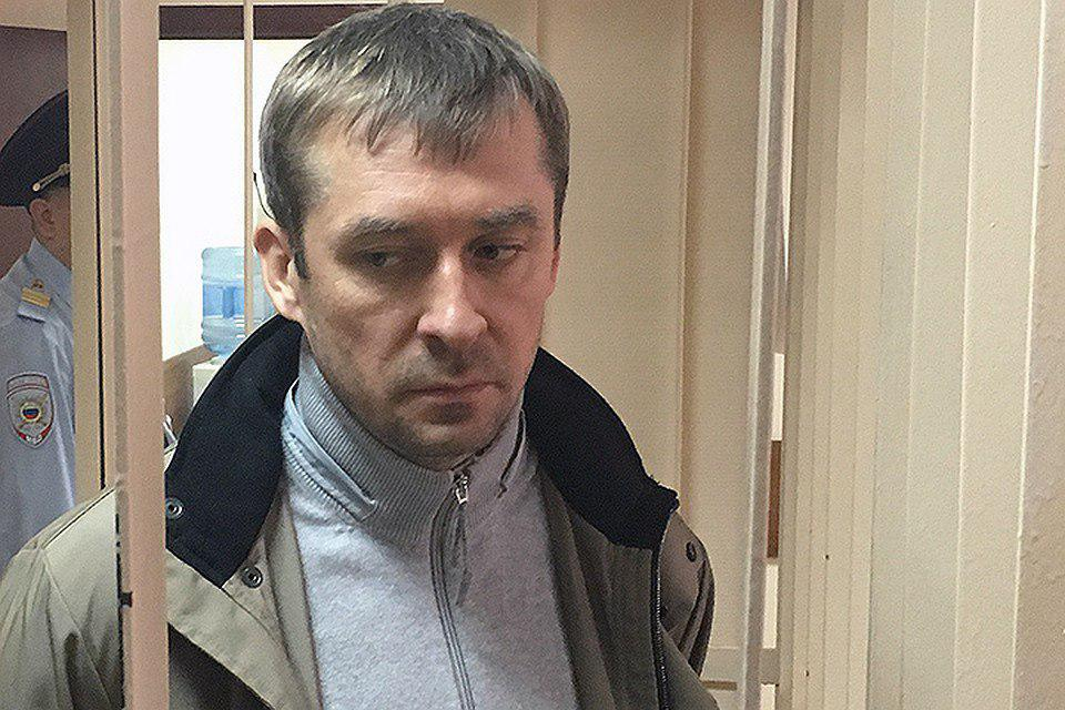 судят полковника Захарченко