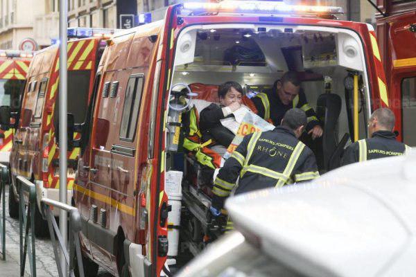 теракт в Лионе