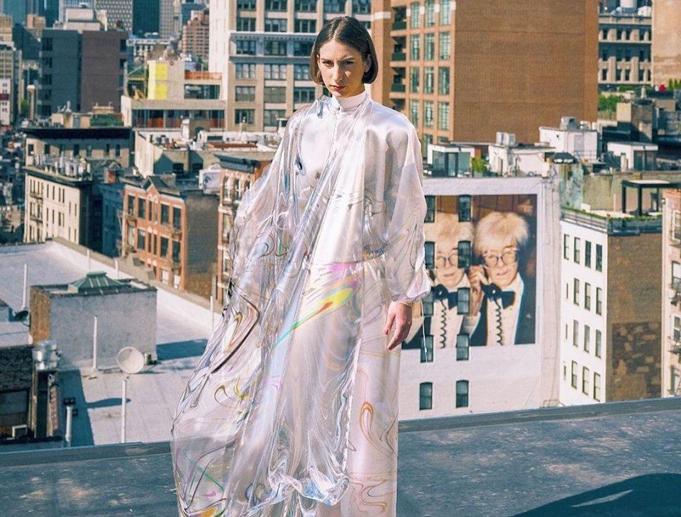 Виртуальное платье продано практически за 10 тысяч долларов