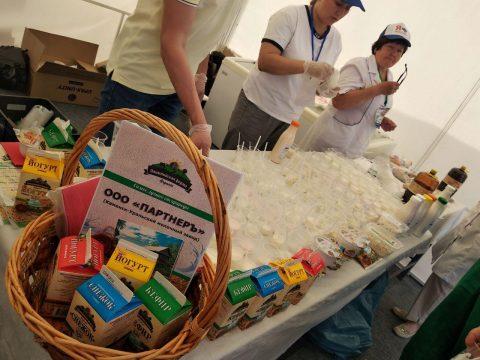Выставка Выбираем наше, КАМЕНСКое и Фестиваль вкусной еды (фото)