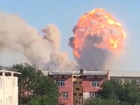 Число пострадавших в Казахстане превысило 40 человек