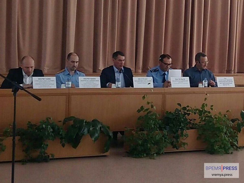 Прокуратура Каменска-Уральского предложила пайщикам КПК Содействие бесплатную юридическую помощь