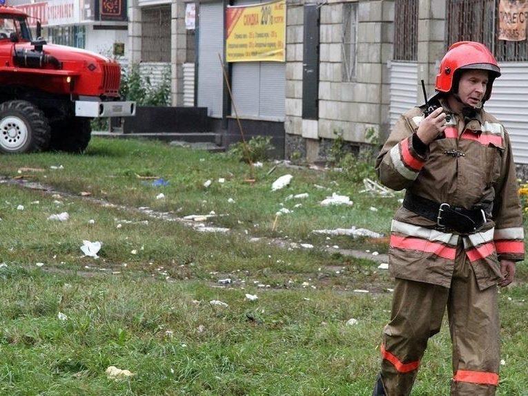 В Нижнем Тагиле введен режим ЧС после взрыва бытового газа