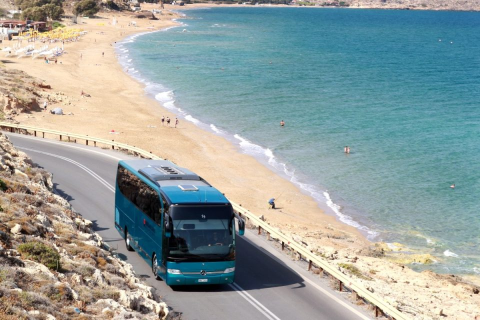 Из Екатеринбурга запущены автобусные туры в Крым и Абхазию