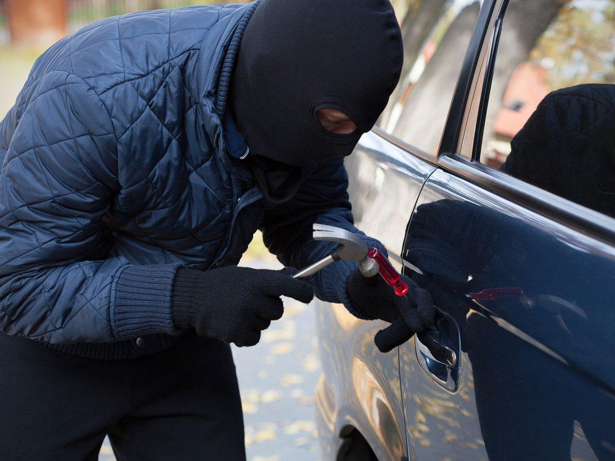 Явка с повинной: автоугонщик сдался полиции Каменска-Уральского