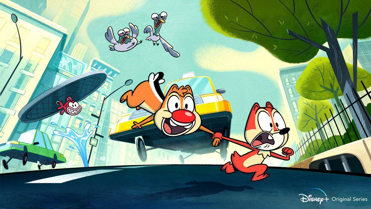 Disney перезапускает мультсериал про Чипа и Дейла