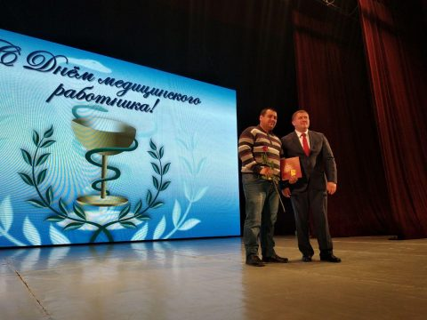 День медицинского работника торжественно отметили в Каменске-Уральском