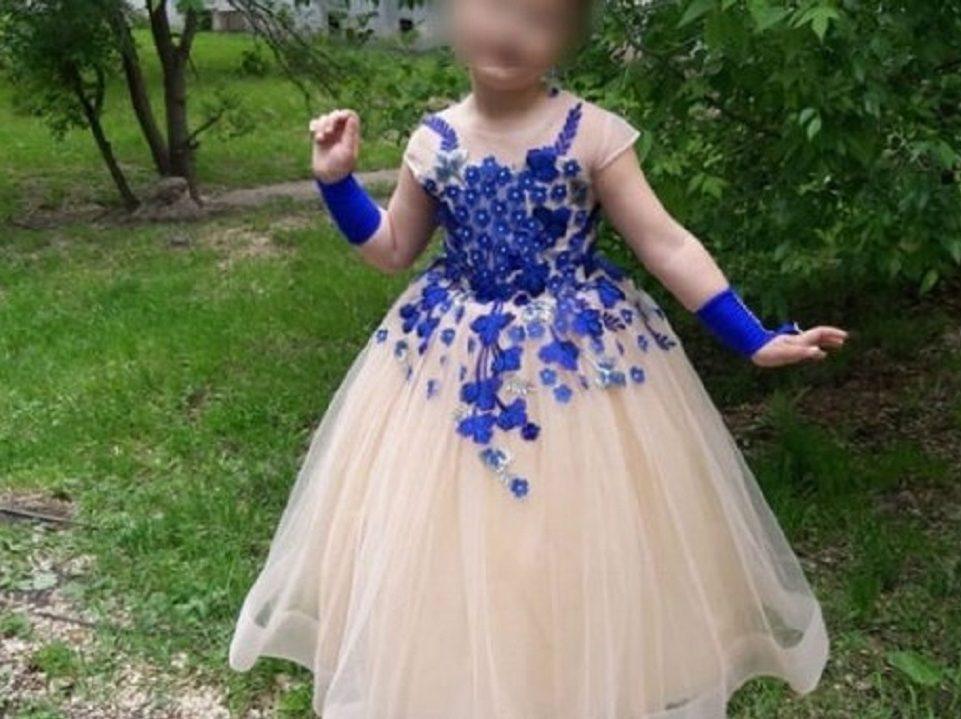 Информация о пропавшей девочке в бальном платье - фейк