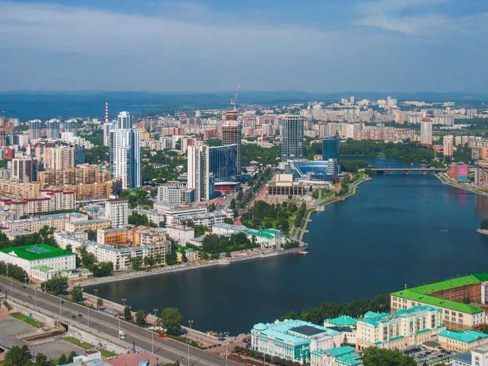 Екатеринбург попал в топ-3 городов для пешеходных прогулок