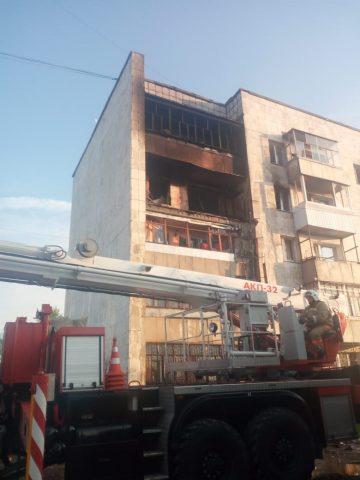 В Сети появились фото с места взрыва бытового газа в доме в Нижнем Тагиле