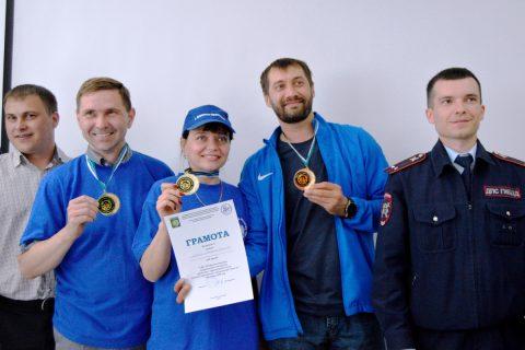 Конкурс водителей с нарушениями слуха прошел в Каменске-Уральском