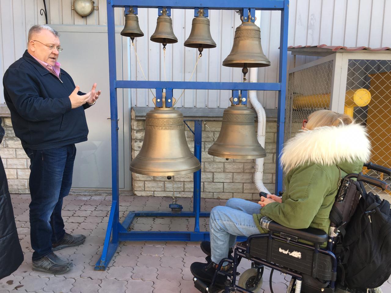 Экскурсии для людей с ограниченными возможностями пройдут в Каменске-Уральском