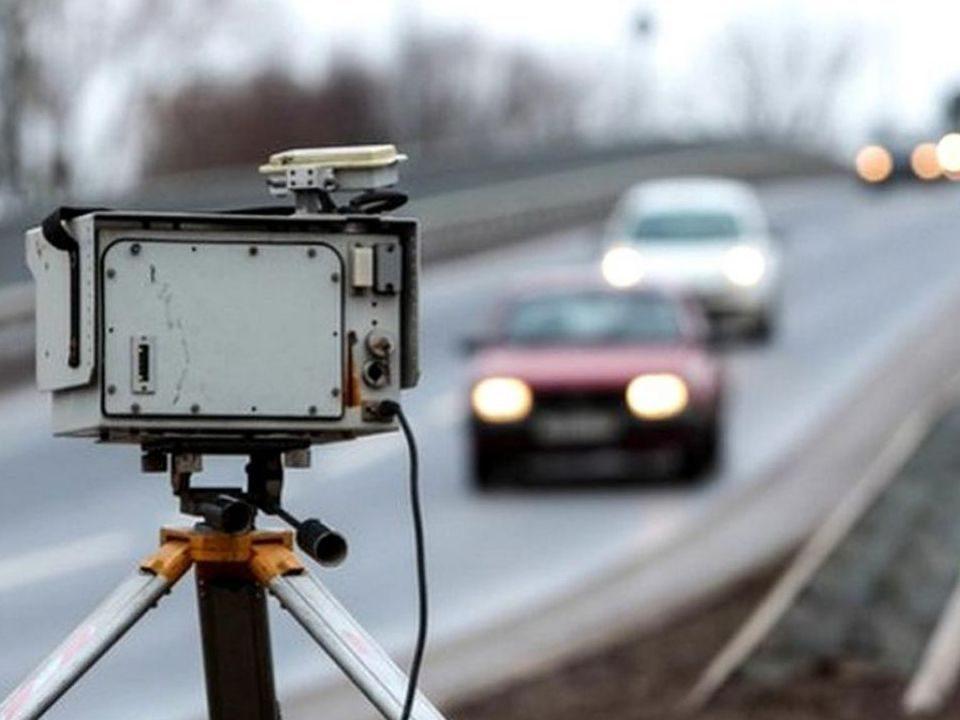 В Свердловской области ищут байкеров, разбивших видеокамеры ГИБДД на дорогах