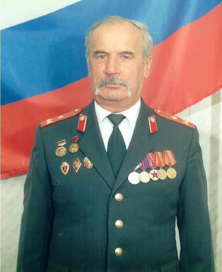 Умер бывший начальник УВД Каменска-Уральского Василий Минеев