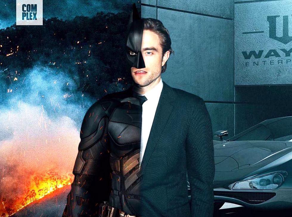 Новым Бэтменом станет Роберт Паттинсон