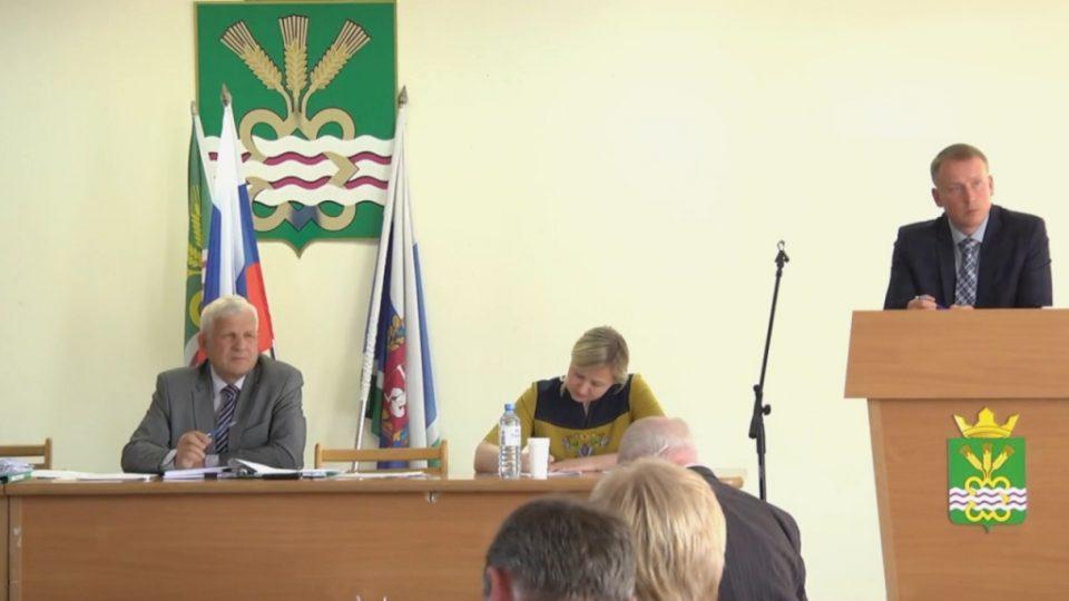 Отчет Главы КГО перед районной Думой состоится 20 июня