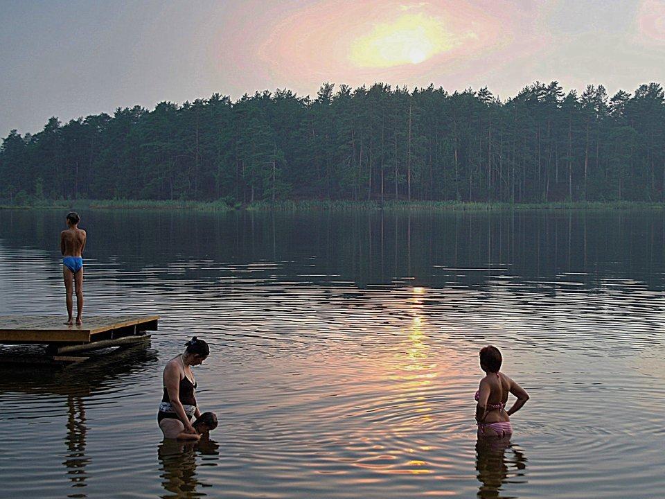 Купание в водоемах Каменска-Уральского запрещено