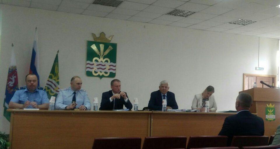 Работа Главы КГО Сергея Белоусова за 2018 год признана удовлетворительной