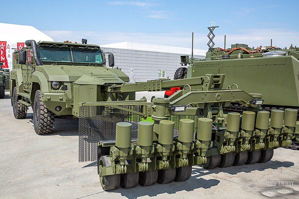 """Бронеавтомобиль для форума """"Армия-2019"""""""