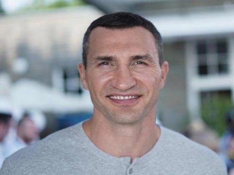 Владимир Кличко спасен в Средиземном море