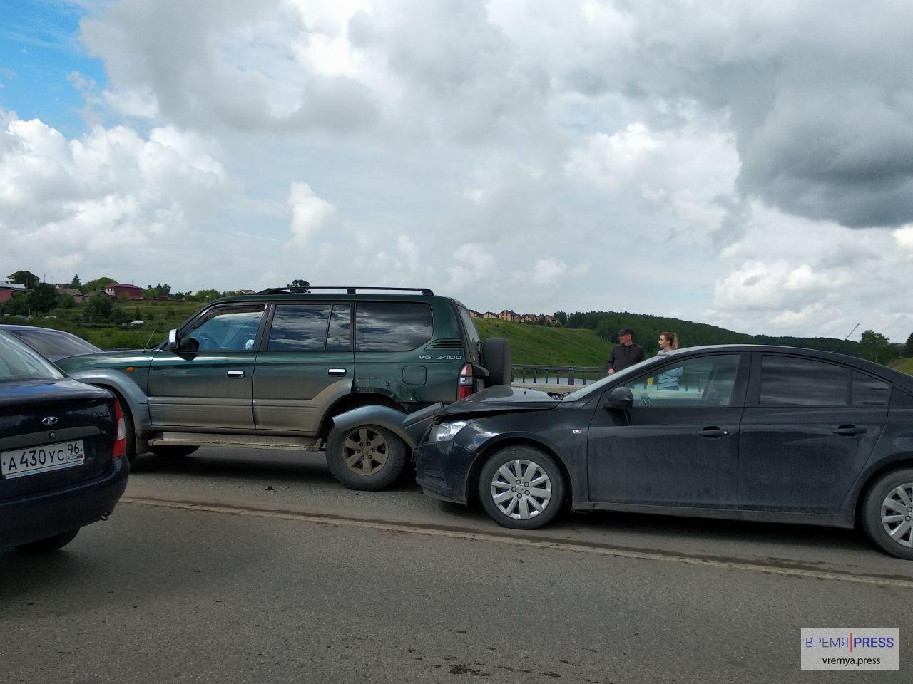 Авария на Байновском мосту05 (фото, видео)
