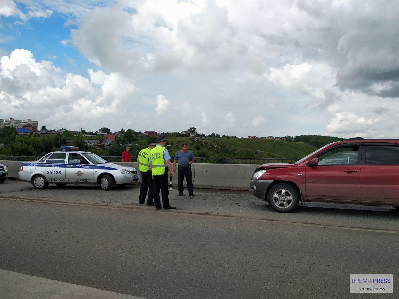 Авария на Байновском мосту04 (фото, видео)