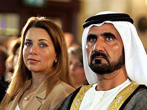 Жена шейха ОАЭ сбежала в Германию с огромной суммой денег