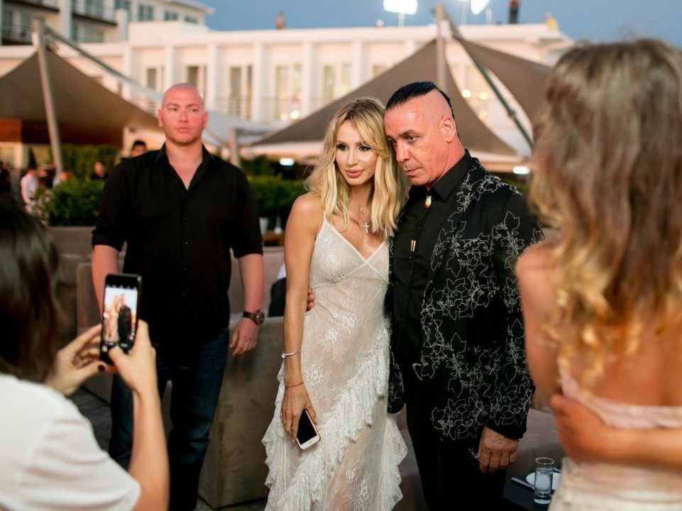 Фанаты Rammstein перед концертом в Лужниках (видео)