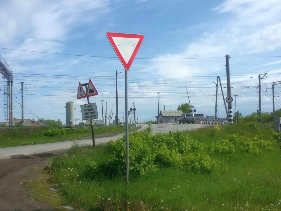 Ремонт Травянского переезда: работы продлятся до 1 сентября