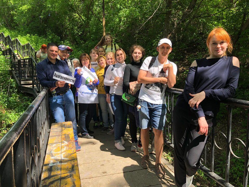Квест Прошагай город состоялся в Каменске-Уральском
