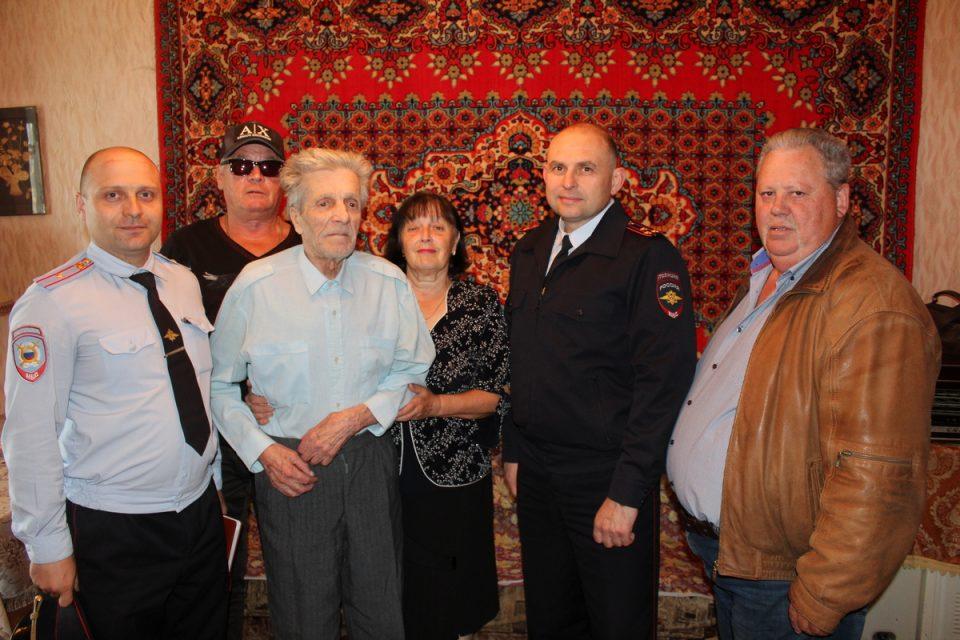 День рождения ветерана Великой Отечественной войны