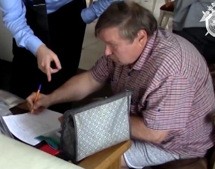 задержан бывший губернатор Ивановской области