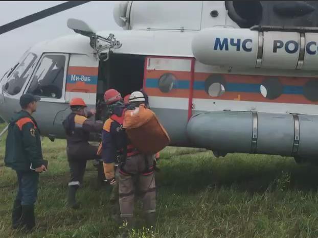 В Иркутской области вновь эвакуируют людей