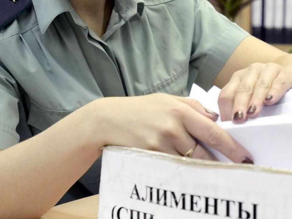 Жительница Каменска задолжала более миллиона рублей за неуплату алиментов