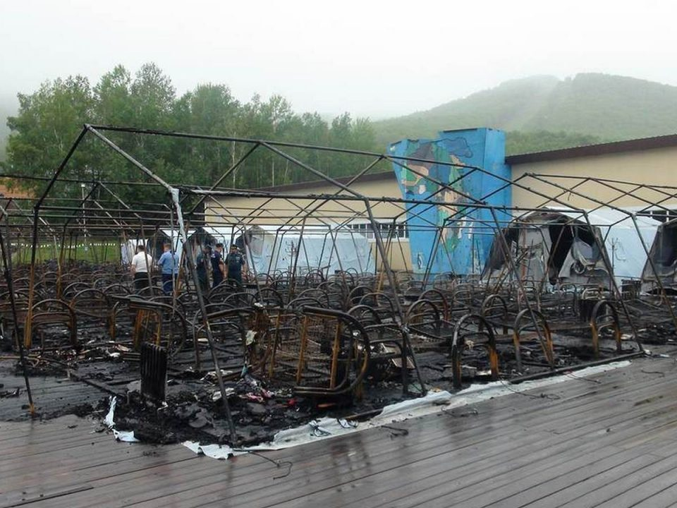 Госдума ввела штрафы до 1 млн рублей за незаконные детские лагеря