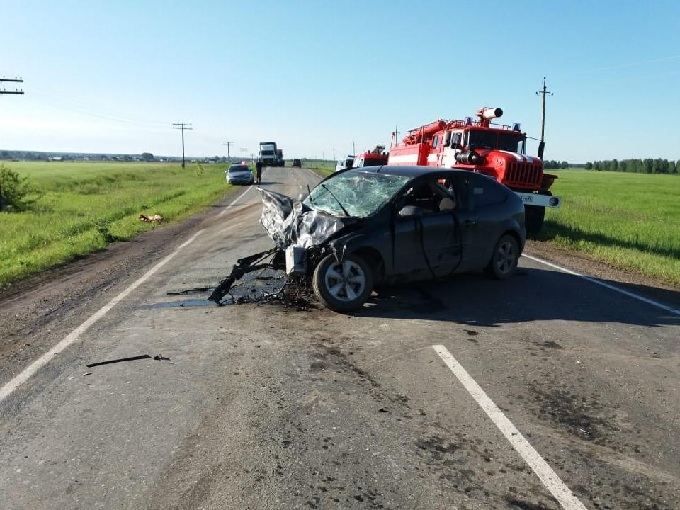 Подробности аварии под Каменском-Уральским (фото)