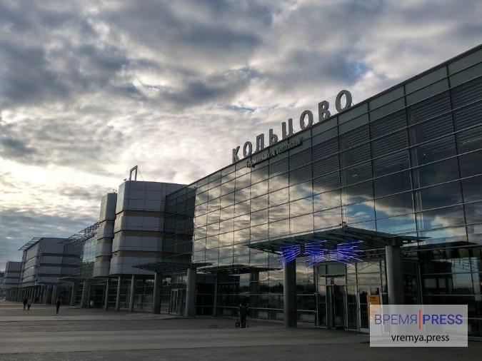 ЦВО прокомментировал данные об экстренной посадке военного самолета в Екатеринбурге
