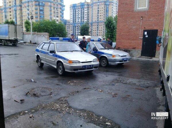Продуктовый курьер убил сотрудника Мегамарта в Екатеринбурге