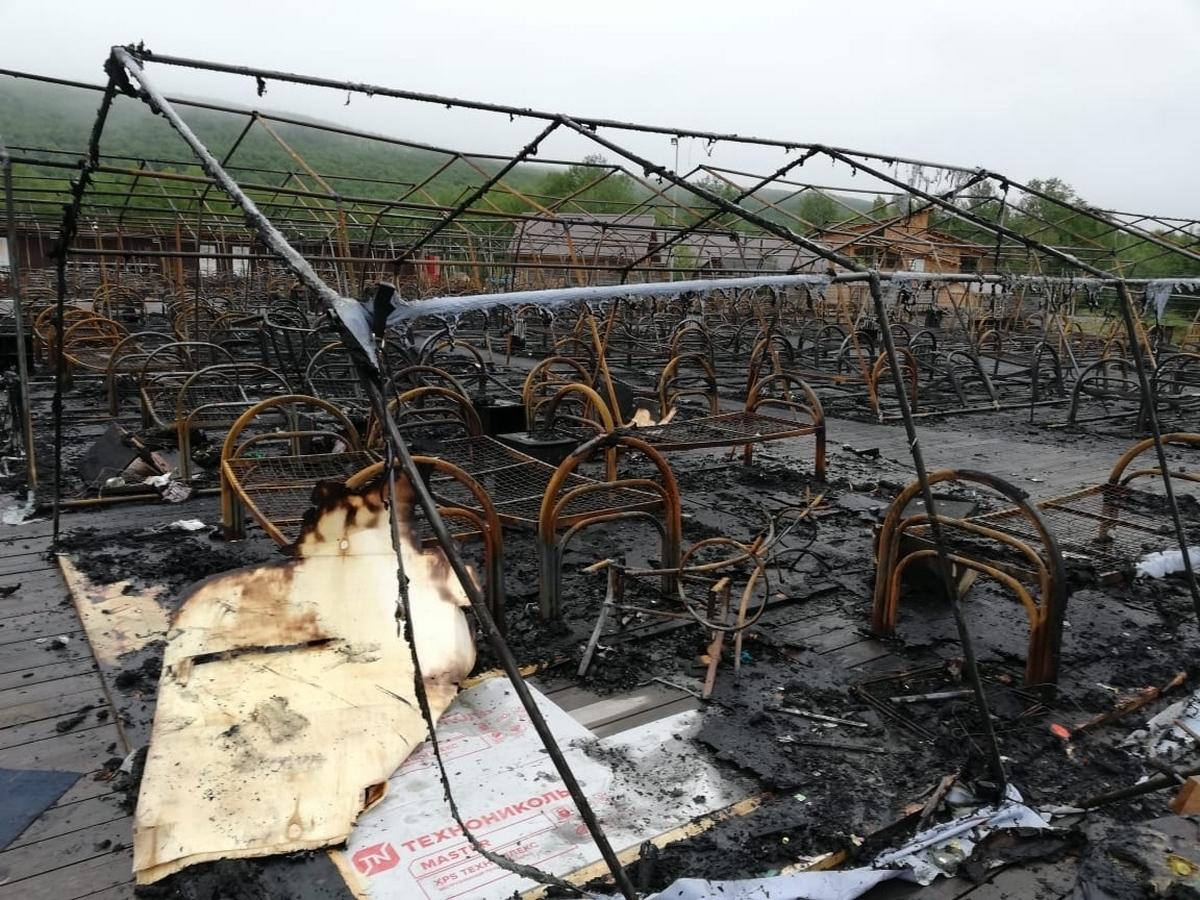 В Хабаровском крае задержали сотрудника МЧС по делу о пожаре в лагере