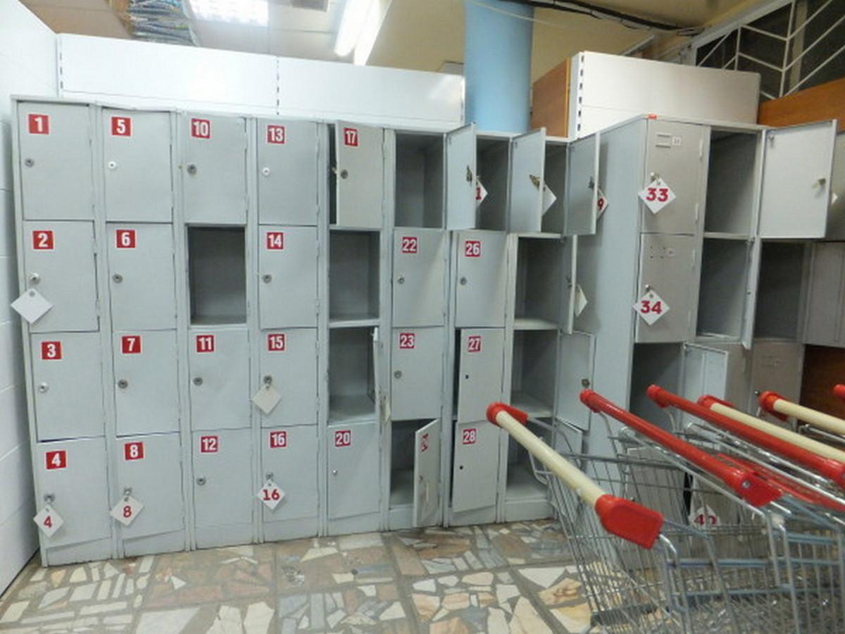 Жительница Сергиева Посада закрыла сына в камере хранения магазина
