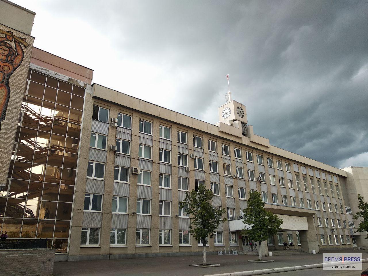 Каменское СМИ отправило мэра в отставку