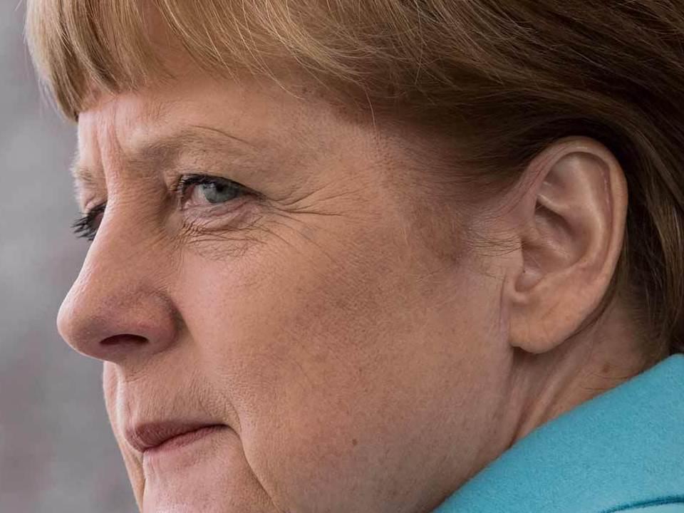 Ангеле Меркель стало плохо во время встречи с премьер-министром Финляндии (видео)
